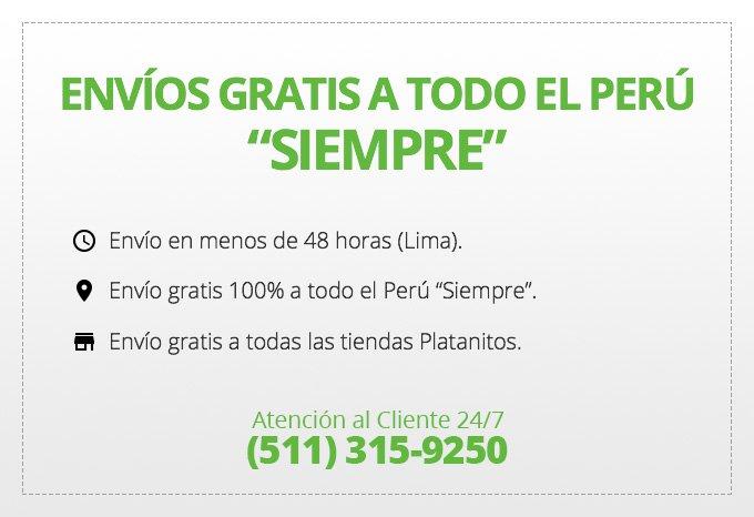 Calzado y Ropa Online. Envios Gratis a todo el Perú  6e2083f2273