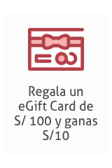 eGift Card Platanitos  modelo  Cartucheras