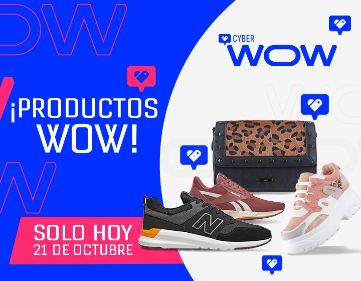 Productos WOW 21 Octubre
