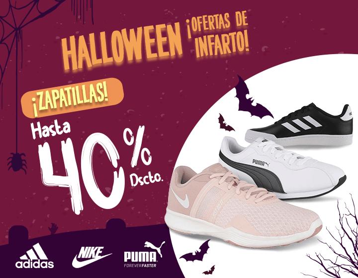 Zapatillas Adidas Nike y Puma