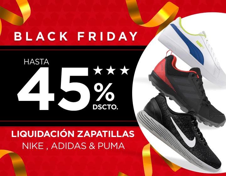 Zapatillas Nike Adidas Puma