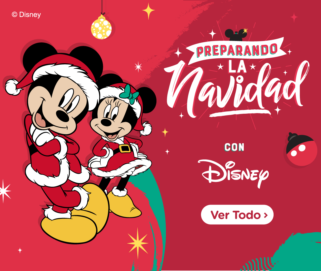 Disney_Feliz Navidad