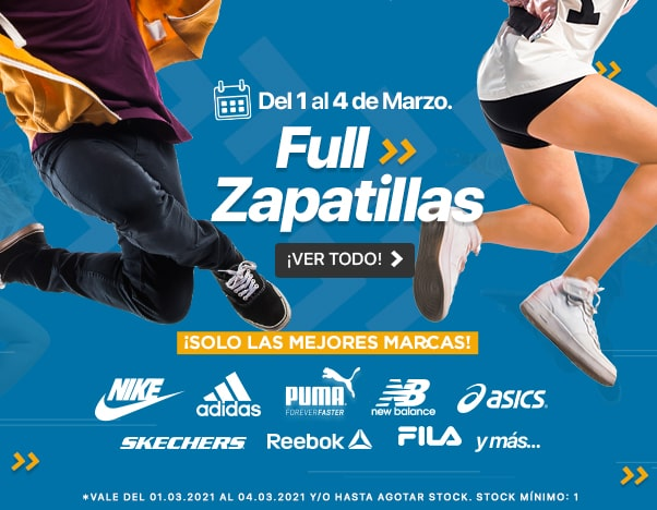2 Full Zapatillas