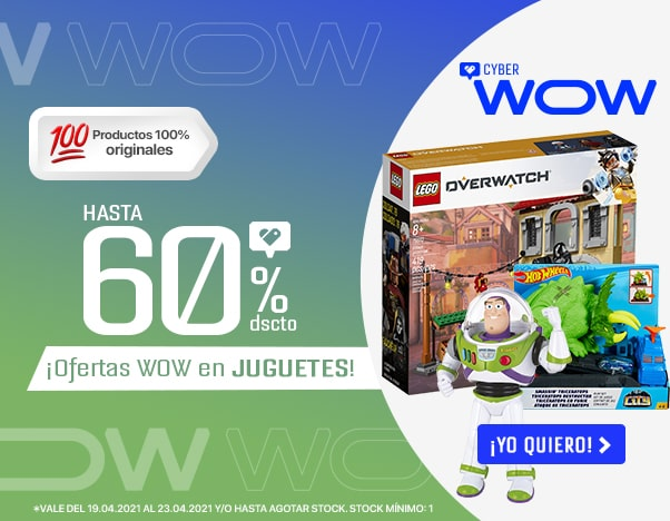 Cyber wow_ 2 Juguetes