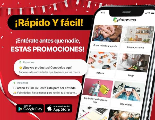 BP4 Beneficios Platanitos - Envíos a todo el Perú