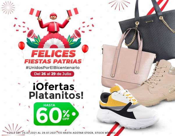 BP1 Felices Fiestas Patrias - Ofertas Platanitos hasta 60%