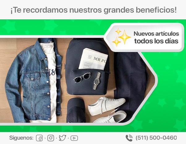 BP3 Beneficios Platanitos - Productos nuevos siempre