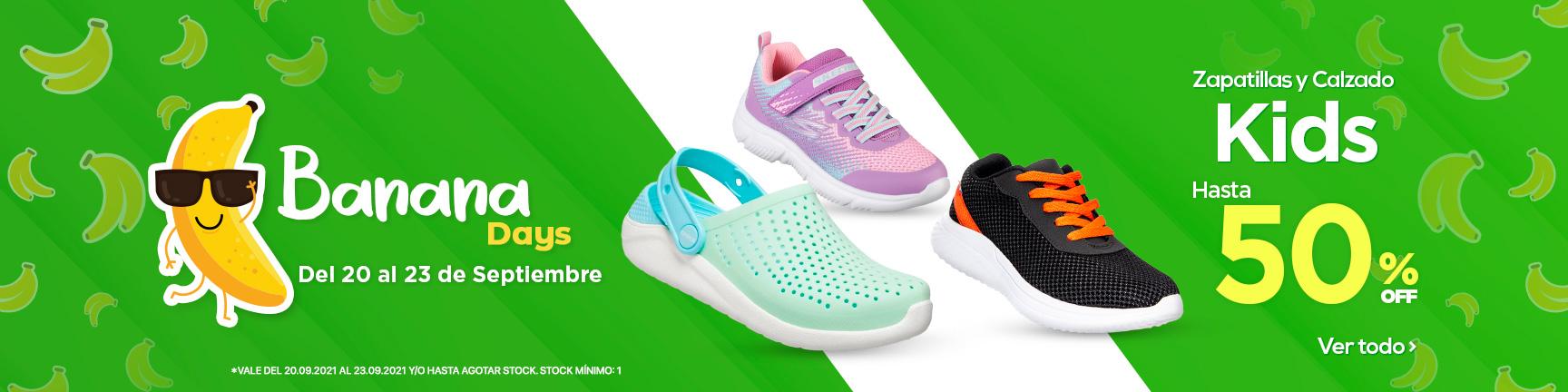 BS1 Zapatillas y Calzado Kids hasta 50%