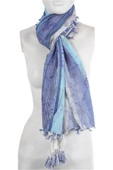 Bolsos y Accesorios de Mujer Just4u ST.SK3917 Azul