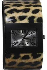 Reloj Casual de Mujer Just4u 17495-5 Leopardo