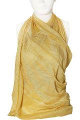 Bufanda de Mujer Platanitos Amarillo NJ25100