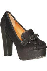 Calzados de Mujer Platanitos CP 61285 Negro