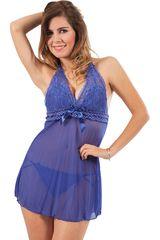 Kayser Azul de Mujer modelo 73.810 Ropa Interior Y Pijamas Lencería Babydoll