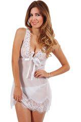 Kayser Blanco de Mujer modelo 73.809 Ropa Interior Y Pijamas Lencería Babydoll