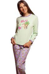 Pijama de Jovencita Kayser 65-935 Verde