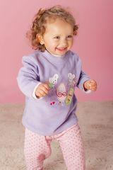 Pijama de Bebita Kayser 00-939 Lila