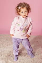 Pijama de Bebita Kayser 00-939 Rosado