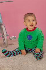 Pijama de Bebito Kayser Verde 00-913