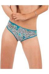 Kayser Turquesa de Mujer modelo 12-883 Hilos Ropa Interior Y Pijamas Calzónes Lencería