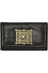 Billetera de Mujer Just4u1061-SB01 Negro