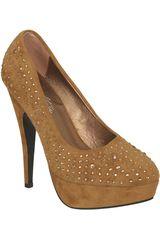 Calzado de Mujer Platanitos CP SUCCI06-A Tan