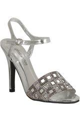 Platanitos Plateado de Mujer modelo FS TALENA-06 Casual Sandalias Fiesta Calzado