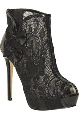 Platanitos Negro de Mujer modelo FSPB 1259 Casual Sandalias Fiesta Calzado