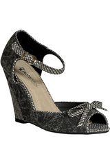 Calzados de Mujer Platanitos SP 3EB006 Negro