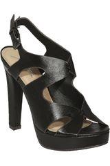 Sandalia de Mujer Just4u SP 1213-A Negro