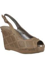 Platanitos Topo de Mujer modelo SPW 7B33 Plataformas Cuña Sandalias