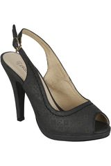 Sandalia de Mujer Platanitos SP 60L3 Negro