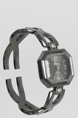 Reloj Casual de Mujer Just4u LW5206 Negro