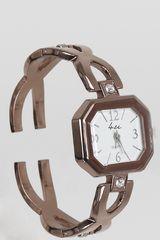 Reloj Casual de Mujer Just4u LW5206 Dorado