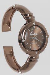 Reloj Casual de Mujer Just4u LW5276 Marron