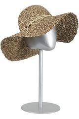 Sombrero de Mujer Just4u BL14-066 Beige