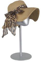 Sombrero de Mujer Just4u BL14-0502-1 Camel