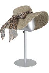 Sombrero de Mujer Just4u BL14-0503-9 Beige