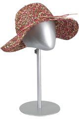Sombrero de Mujer Just4u BL14-154 Rojo