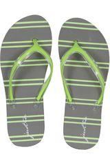 Just4u Verde de Mujer modelo SB 5470 Casual Playeras Sandalias Mujer Calzado