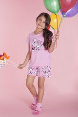 Pijama de Niña Kayser 73-541 Rosado