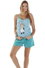 Kayser Turquesa de Mujer modelo 70-534 Pijamas Ropa Interior Y Pijamas Lencería