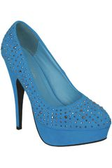 Calzado de Mujer Platanitos CP SUCCI06-A Azul