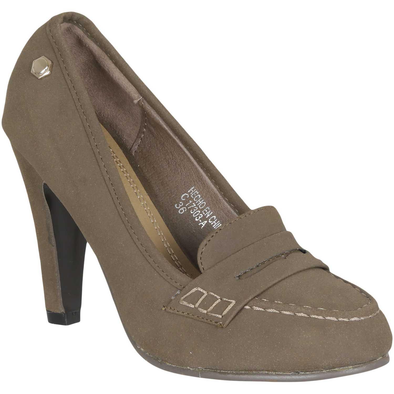 Calzado de Mujer Just4u Topo c 17303-a