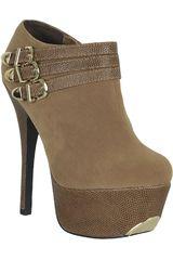 Just4u Topo de Mujer modelo CP PSYCHE41-A Casual Plataformas Zapatos Mujer Calzado