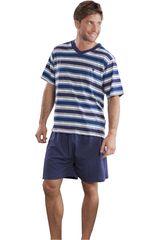 Kayser Azul de Hombre modelo 77-460 Lencería Pijamas Ropa Interior Y Pijamas