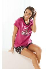 Pijama de Mujer Kayser 70-536 Fucsia