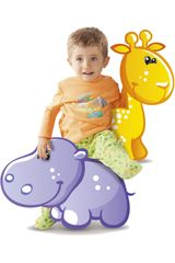 Pijama de Bebito Kayser 00-471 Anaranjado