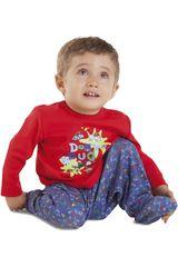 Pijama de Bebito Kayser 00-472 Rojo