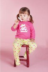 Pijama de Bebita Kayser 00-542 Fucsia