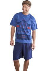 Kayser Azul de Hombre modelo 77-467 Lencería Pijamas Ropa Interior Y Pijamas